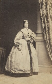 Frances Maria Eden (née Barnardiston), by Unknown photographer - NPG Ax137883