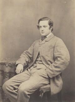Robert Allan Eden, by Unknown photographer, 1860s - NPG Ax137886 - © National Portrait Gallery, London