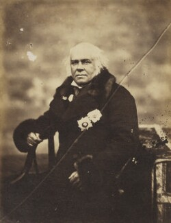 James Bruce, 8th Earl of Elgin, by Felice Beato - NPG Ax137895