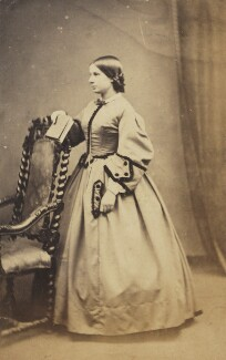 Dorothy Hester Routledge (née Blomfield), by Unknown photographer - NPG Ax137901