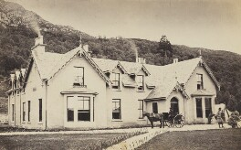 'Inn at Foyers - Inverness-shire', by Unknown photographer - NPG Ax137902