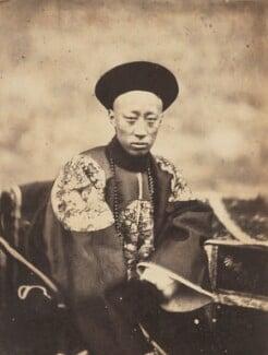 Prince Kung (Gong Qinwang), by Felice Beato - NPG Ax137912