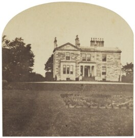 'Hedgefield House - Inverness', by Unknown photographer - NPG Ax137920