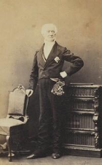 Sir Robert William Gardiner, by Unknown photographer - NPG Ax137928