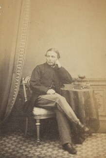 Albert Bulteel Fisher, by Unknown photographer, 1860s - NPG Ax137943 - © National Portrait Gallery, London