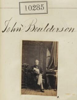 Probably John Bolderson, by Camille Silvy - NPG Ax59999