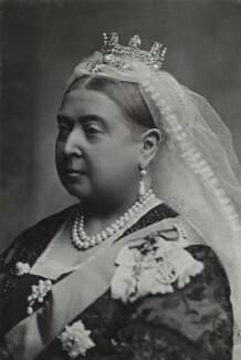 Queen Victoria, by Lafayette - NPG Ax26453