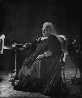 Queen Victoria, by Vandyk - NPG x32101