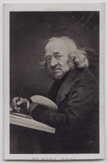William Henry Hunt, published by William Henry Mason, or by  William Henry Mason Jr - NPG x137951