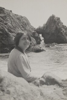 Dame Myra Hess, by Unknown photographer - NPG Ax183800