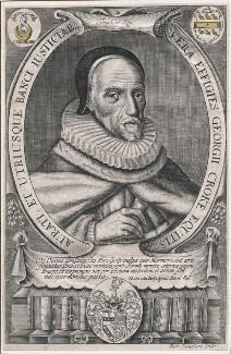 Sir George Croke, by Robert Vaughan - NPG D42953