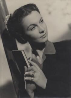 Vivien Leigh, by Fred Daniels - NPG x137995