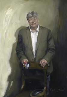 Simon Weston, by Nicky Philipps, 2014 - NPG  - © National Portrait Gallery, London (NPG 6984) Commissioned jointly by the National Portrait Gallery and the BBC, 2013