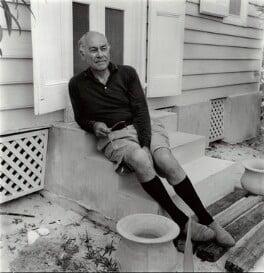 George Horace Gallup, by Francis Goodman - NPG x195598