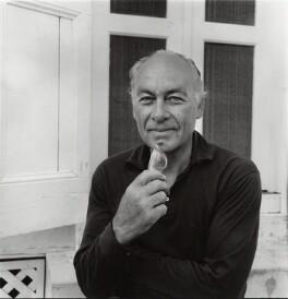 George Horace Gallup, by Francis Goodman - NPG x195599