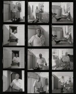 George Horace Gallup, by Francis Goodman - NPG x195600