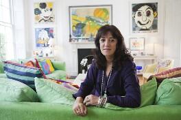Gail Rebuck, Baroness Rebuck, by Nancy Honey - NPG x137960