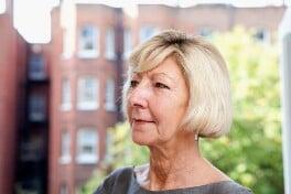 Patience Jane Wheatcroft, Baroness Wheatcroft, by Nancy Honey - NPG x137962