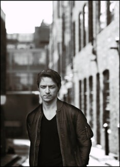 James McAvoy, by Rich Hardcastle - NPG x137955