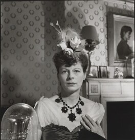 Gillian (née Crawshay-Williams), Lady Greenwood of Rossendale, by Francis Goodman - NPG x195617
