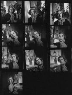 Evangeline Banks, by Francis Goodman - NPG x195618
