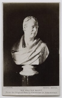 Sir Walter Scott, 1st Bt, by Lennie, after  Sir Francis Leggatt Chantrey - NPG Ax138001