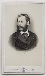 Henri Roger de Cahuzac, Marquis de Caux, by Léon Crémière - NPG Ax39866