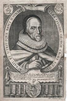 Sir George Croke, by Robert Vaughan - NPG D42955