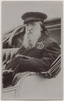 William Booth, published by Andrew & George Taylor - NPG x138004