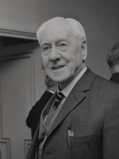 Walter McLennan Citrine, 1st Baron Citrine, by Van Hallan Press Agency - NPG x184278