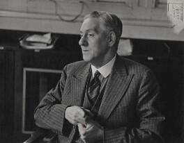 Walter McLennan Citrine, 1st Baron Citrine, by Unknown photographer - NPG x184279