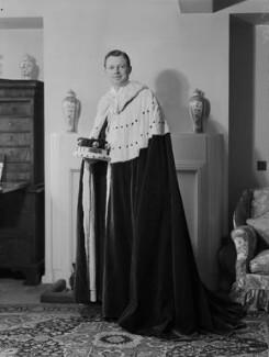 Charles Ughtred John Kay-Shuttleworth, 4th Baron Shuttleworth, by Navana Vandyk - NPG x130630