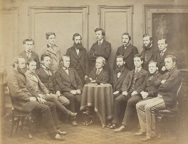 Glasgow University Liberal Committee, by Unknown photographer - NPG Ax160639