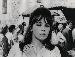 Leslie Caron, by Fox Photos Ltd - NPG x184306