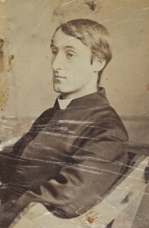 Gerard Manley Hopkins, by Forshaw & Coles - NPG Ax160655