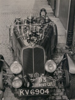 Joan Margaret Richmond, by Barratt's Photo Press Ltd - NPG x138017