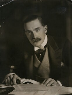 George Herbert Hyde Villiers, 6th Earl of Clarendon, by Press Portrait Bureau - NPG x184317
