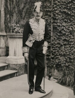 George Herbert Hyde Villiers, 6th Earl of Clarendon, by Associated Press - NPG x184318