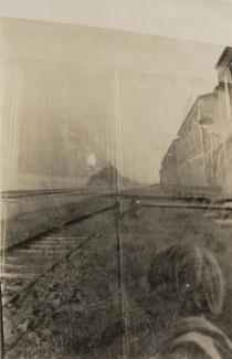 Dora Carrington, by Lytton Strachey, or by  Ralph Partridge - NPG x138043