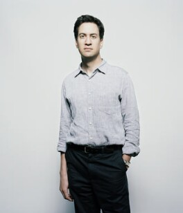 Ed Miliband, by Kate Peters - NPG x138045