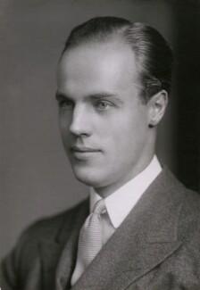 Esmond Cecil Harmsworth, 2nd Viscount Rothermere, by Elliott & Fry - NPG x182177
