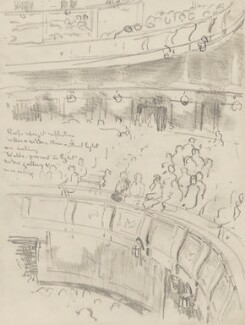 Unknown sitters, by Ernest Procter - NPG 4975(18)