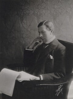 George Arliss, by Herbert Photos - NPG x138059