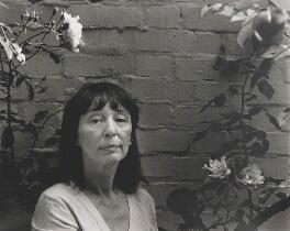 Dame Beryl Bainbridge, by Bruce Rae - NPG x138106