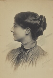 Ellie Rendel, by Unknown photographer - NPG Ax160794