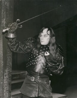 Marius Goring as Richard III, by Central Press - NPG x184383