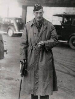 Sir Nevile Meyrick Henderson, by Planet News - NPG x184391