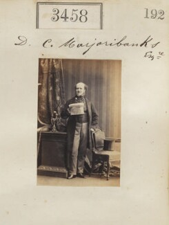 Dudley Coutts Marjoribanks, 1st Baron Tweedmouth, by Camille Silvy - NPG Ax52854