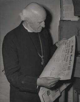 Hewlett Johnson, by Associated Press, 31 October 1948 - NPG x182343 - © Associated Press