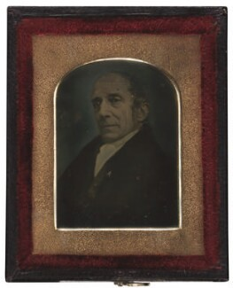 William Backhouse, by Unknown photographer - NPG x199088